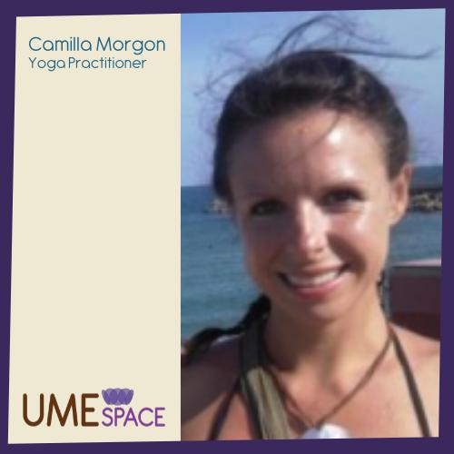 Camilla Morgon